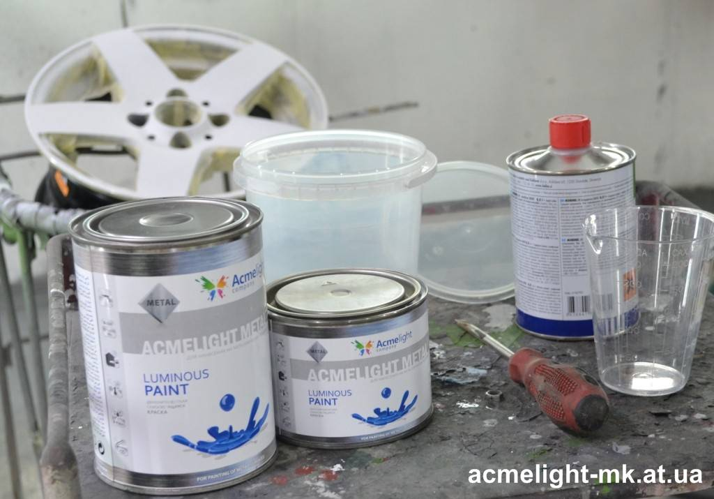 краски Acmelight