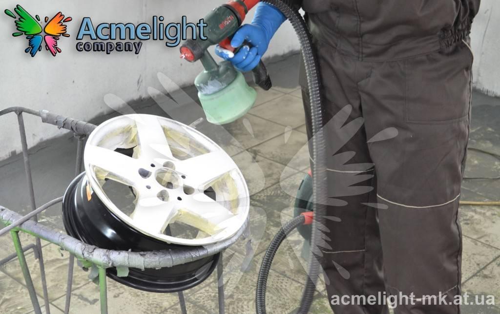 Краска Acmelight